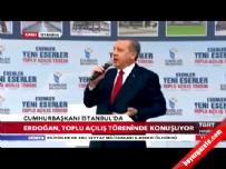 Erdoğan: Oyun içinde oyun var