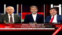 Murat Yılmaz ile Altan Tan arasında çözüm süreci gerginliği