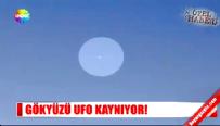 Türkiye'ye UFO istilasına uğradı