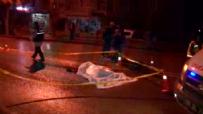 Ankara Keçiören'de Trafik Kazası / Kocası Ölen Kadın Şoka Girdi!