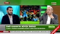 Ümit Karan'dan Hikmet Karaman iddiası
