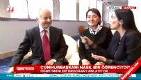 Öğretmenleri Cumhurbaşkanı Erdoğan'ın öğrencilik yıllarını anlattı
