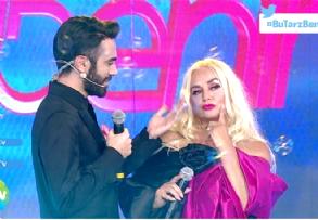 Kemal Doğulu'dan Banu Alkan'a 'Huysuz ve Tatlı Kadın' Şarkısı İzle / Bu Tarz Benim Eleme Gecesi