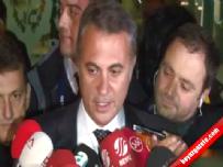 Beşiktaş Fenerbahçe derbisi sonrası Fikret Orman'dan Açıklama
