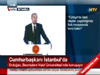 Cumhurbaşkanı: Darbeci Sisi'yi meşrulaştırmam