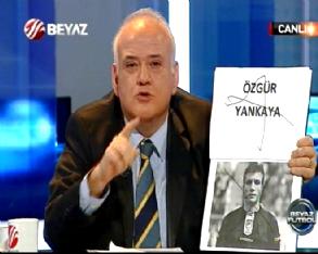 Ahmet Çakar Türk Futboluna Seslendi; Özgür Yankaya, Tolga Özkalfa ve Zekeriya Alp'in Üzerini Çizdi!