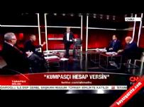 Ümit Kocasakal ile Ahmet Gündel canlı yayında birbirine girdi