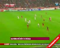 Bayern Münih Roma: 2-0 Maç Özeti ve Golleri (5 Kasım 2014)