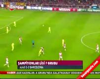 Ajax Barcelona: 0-2 Maç Özeti ve Golleri (5 Kasım 2014)