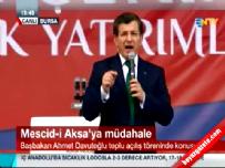 Başbakan Davutoğlu: Kudüs bize emanettir