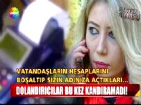 telefon dolandiriciligi - Genç Kadın Telefon Dolandırıcılarını Oyuna Getirdi!