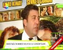 bulent kayabas - Başrol Oyuncuları Emre Kınay ve Şevket Çoruh 'İnşaat 2' Filmini Anlattı