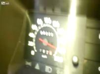 Şahin'le 240 km hız yaptı