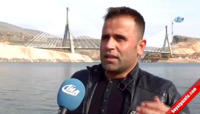 Türkiye'nin 3. Büyük Köprüsü 'Nissibi'nin Bitimine Son 6 Metre