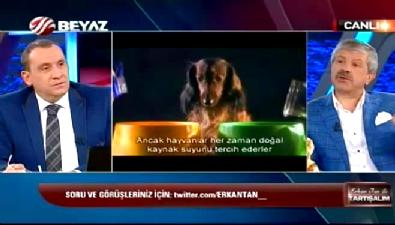 Ahmet Maranki'den pet şişede su uyarısı