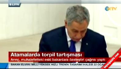 Arınç'ın esprileri CHP'lileri bile güldürdü