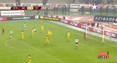 Beşiktaş Tottenham: 1-0 Maç Özeti ve Golü (11 Aralık 2014)