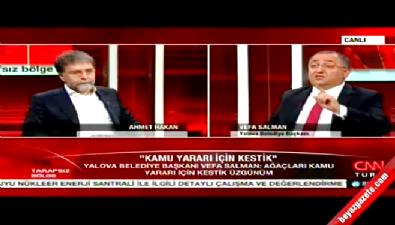 CHP'li Vefa Salman, Kılıçdaroğlu'nu takmadı 'Yalova'nın başkanı benim'