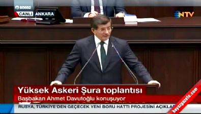 Başbakan Davutoğlu'ndan Bedelli askerlik müjdesi