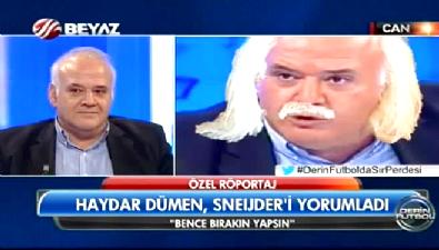 haydar dumen - Ahmet Çakar'ın yeni imajı sosyal medyayı salladı