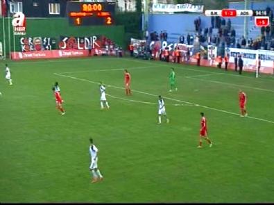 Beşiktaş Adana Demirspor: 1-2 Maç Özeti ve Golleri (Türkiye Kupası 24 Aralık 2014)