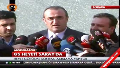 Abdurrahim Albayrak'dan Cumhurbaşkanı Erdoğan ziyareti sonrası açıklamalar