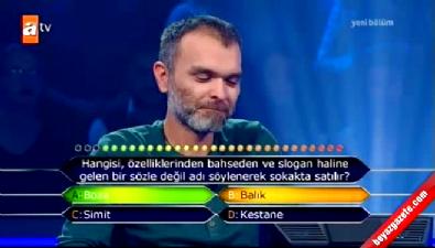 Kim Milyoner Olmak İster? - Boğaziçili yarışmacı öyle bir soruda elendi ki...