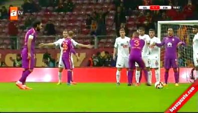 Ziraat Türkiye Kupası / Galatasaray: 1 Eskişehirspor: 1