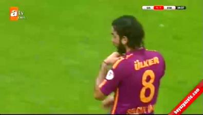 Ziraat Türkiye Kupası / Galatasaray: 2 Eskişehirspor: 1