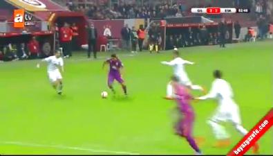 Ziraat Türkiye Kupası / Galatasaray: 3 Eskişehirspor: 2