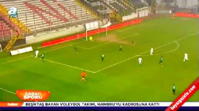 Akhisar Belediyespor Manisaspor: 3-2 Türkiye Kupası Maç Özeti (2 Aralık 2014)