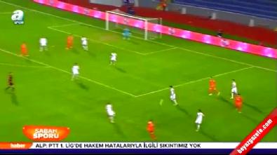 İstanbul Başakşehir Ankaragücü: 3-2 Türkiye Kupası Maç Özeti (2 Aralık 2014)