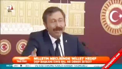 İdris Bal, vatandaşlara 'zavallı' dedi