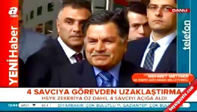 Mehmet Metiner'den Haşim Kılıç'a torpil göndermesi