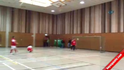 Türk Futbolcunun Golü Dünyayı Salladı
