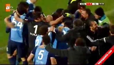Ziraat Türkiye Kupası / Keçiörengücü: 1 Trabzonspor: 1 Maç Sonucu
