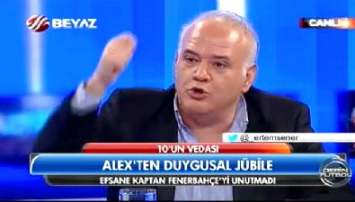 aykut kocaman - Ahmet Çakar: Alex vatan haini hizipçidir