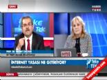 Teke Tek - Canlı yayında İnternet Yasası tartışması