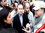 BDP'li Vekil Ayla Akat Ata'dan Polise Hakaret