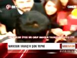 Keçiören'de Mansur Yavaş'a Şok Protesto