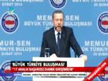 Başbakan Recep Tayyip Erdoğan: 17 Aralık başarısız darbe girişimidir