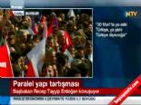 Erdoğan: Ey Hoca Bu Ülkenin Huzurunu Bozma