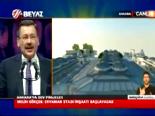 13- Hacı Bayram Veli Camii ve Çevresi Yenileme Projesi (Melih Gökçek Ankara Projeleri)