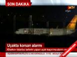 İstanbul Seferini Yapan Uçak Kaçırıldı