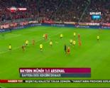 Bayern Münih Arsenal: 1-1 Maç Özeti ve Golleri (11 Mart 2014)