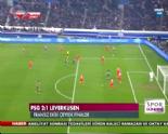 PSG Bayer Leverkusen: 2-1 Maç Özeti ve Golleri (12 Mart 2014)