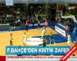 Fenerbahçe Ülker Malaga: 69-67 Basketbol Maç Özeti