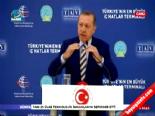 Başbakan Erdoğan'ın İç Hatlar Terminal Binasının Açılış Konuşması (İzmir)