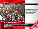 AK Parti Aydın Mitingi 2014 - Erdoğan: O Gün Menderese, Bugün Bana