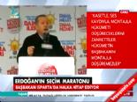 Başbakan Erdoğan'dan Fethullah Gülen'e Said Nursi Çıkışı